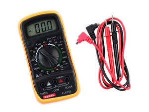 Multimeter or Continuity Tester Main Image