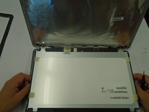 HP Pavilion 15-au123cl Display Replacement