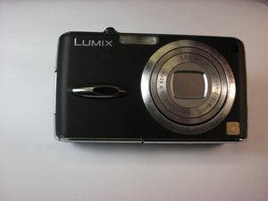 Panasonic Lumix DMC-FX01 Repair