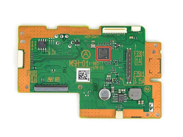 Image 2/3: Nuvoton [http://www.nuvoton.com/hq/products/microcontrollers/arm-cortex-m0-mcus/nuc120-122-123-220-usb-series/?__locale=en |NUC123SD4SN3|new_window=true] NUC123 series ARM [https://www.arm.com/products/processors/cortex-m/cortex-m0.php|Cortex-M0|new_window=true] microcontroller