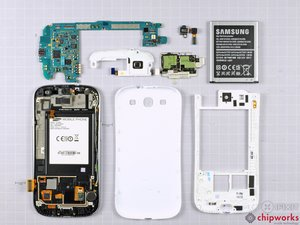 Samsung Galaxy S III Teardown