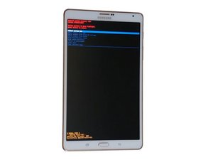 How to Samsung Galaxy Tab S 8.4 Factory Reset