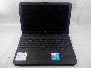 HP 15-BA078DX Repair