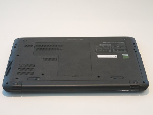 HP 15-d076nr Battery Replacement
