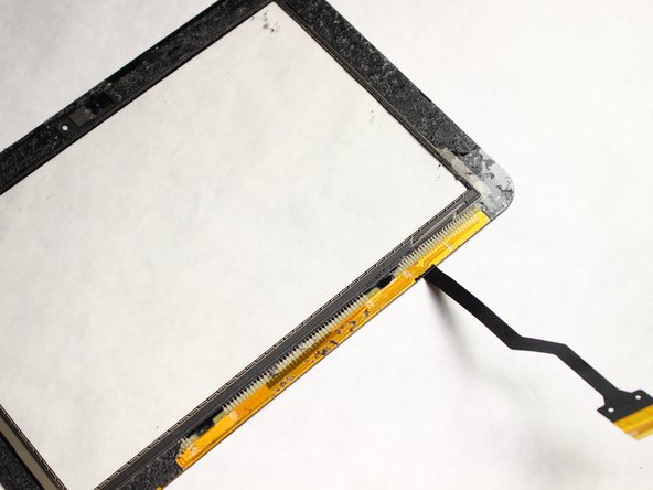 Pull glass cover from main frame.
