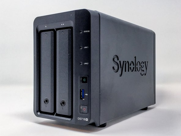 SYNOLOGY DS718+ Teardown