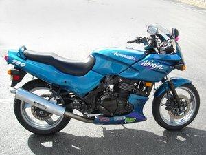 1994-2009 Kawasaki Ninja 500 Repair