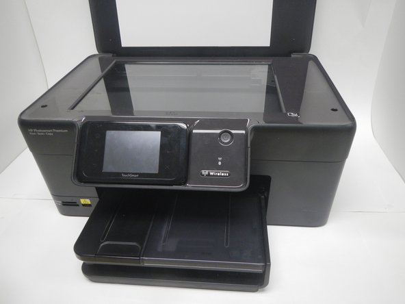 HP Photosmart Premium C309g Scanner Replacement