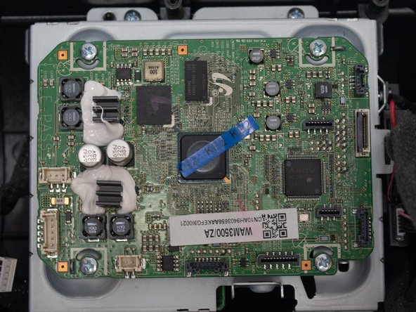 Samsung Radiant360 R3 Motherboard Replacement
