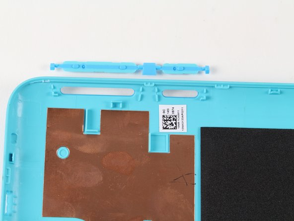 Asus MeMO Pad 7 ME176C Side Buttons Replacement