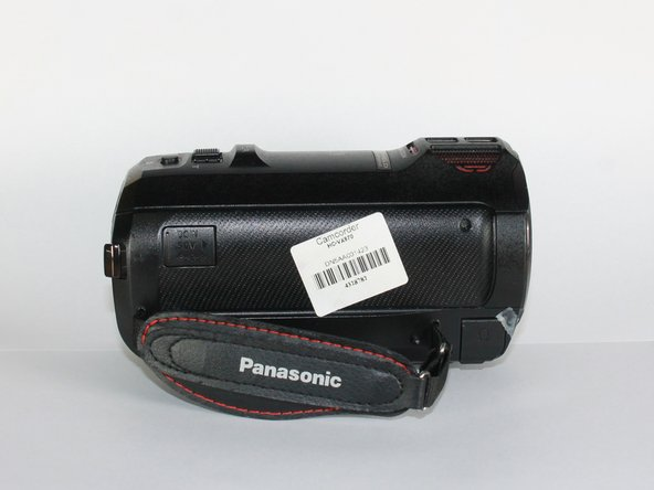 Panasonic HC‑VX870 Hand Strap Replacement