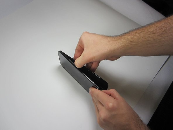 Image 1/2: Your rear panel should be placed nearby and in a safe location until you are finished with your task.