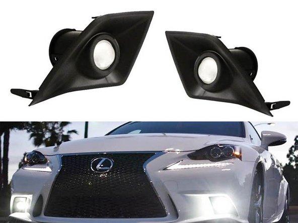 iJDMTOY Lexus IS F Sport Fog Lights Main Image