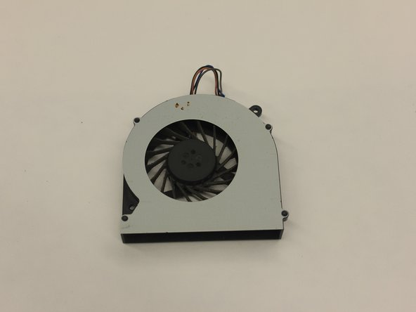 Toshiba Satellite C55-A5300 Fan Replacement