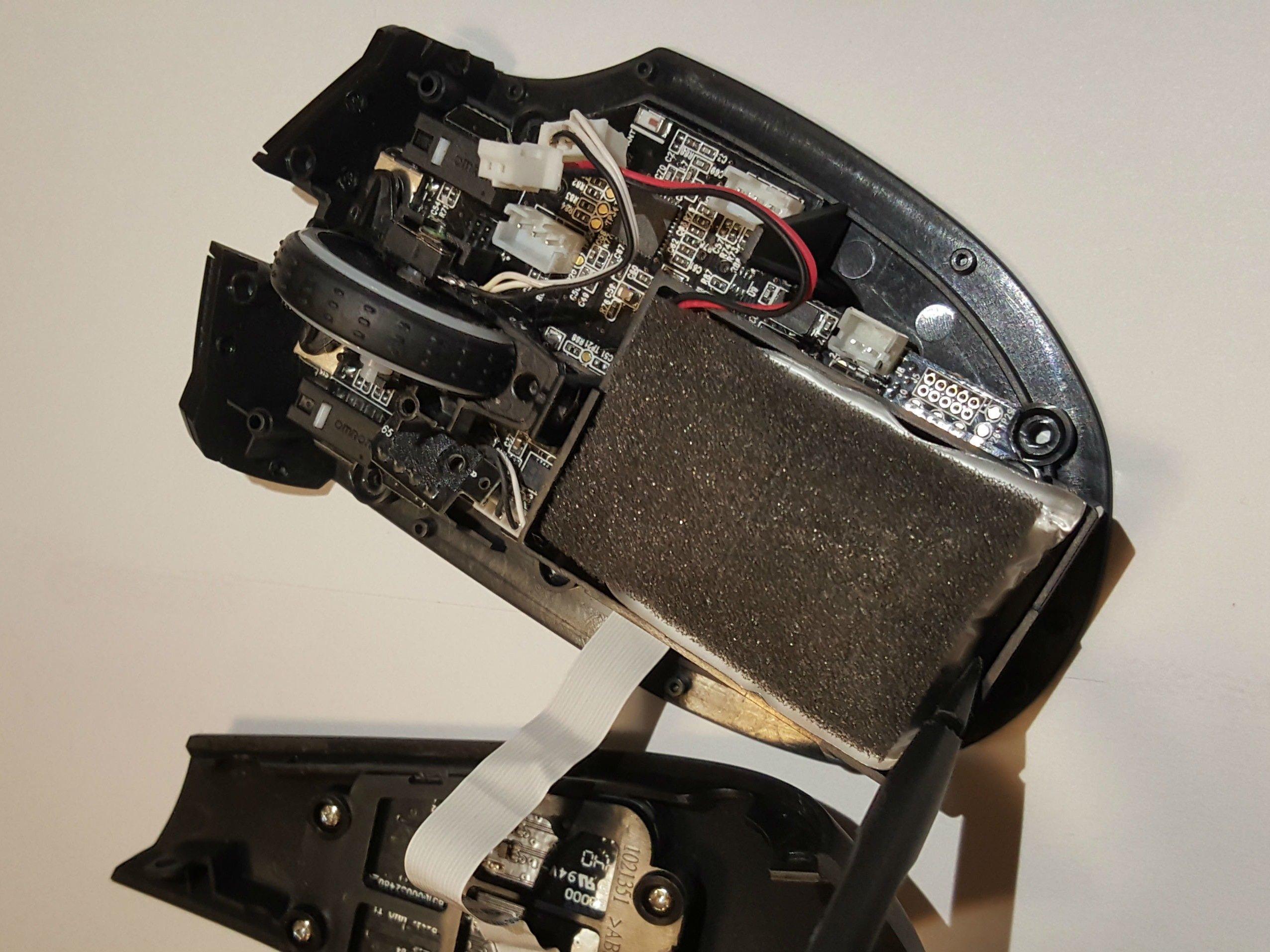 Razer Naga Epic Chroma Battery Replacement - iFixit Repair Guide