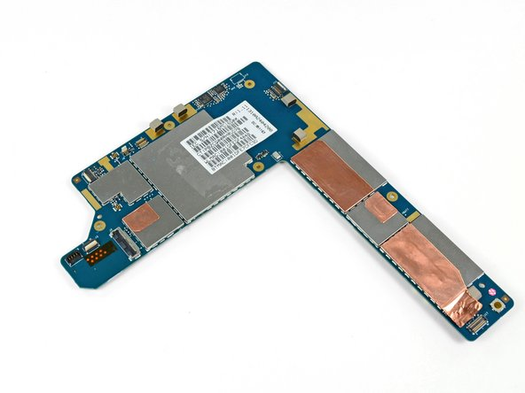 HP TouchPad Motherboard Replacement