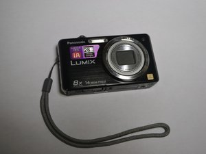 Panasonic Lumix DMC-FH20 Repair