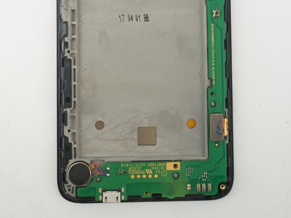 Alcatel Jitterbug Smart Charging Port Replacement