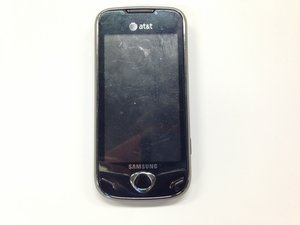 Samsung Mythic SGH-a897 Troubleshooting