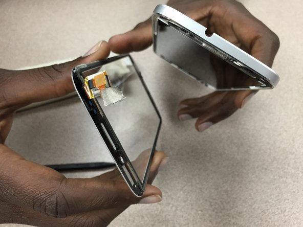 Congratulations! Your device is now ready for a new glass panel!