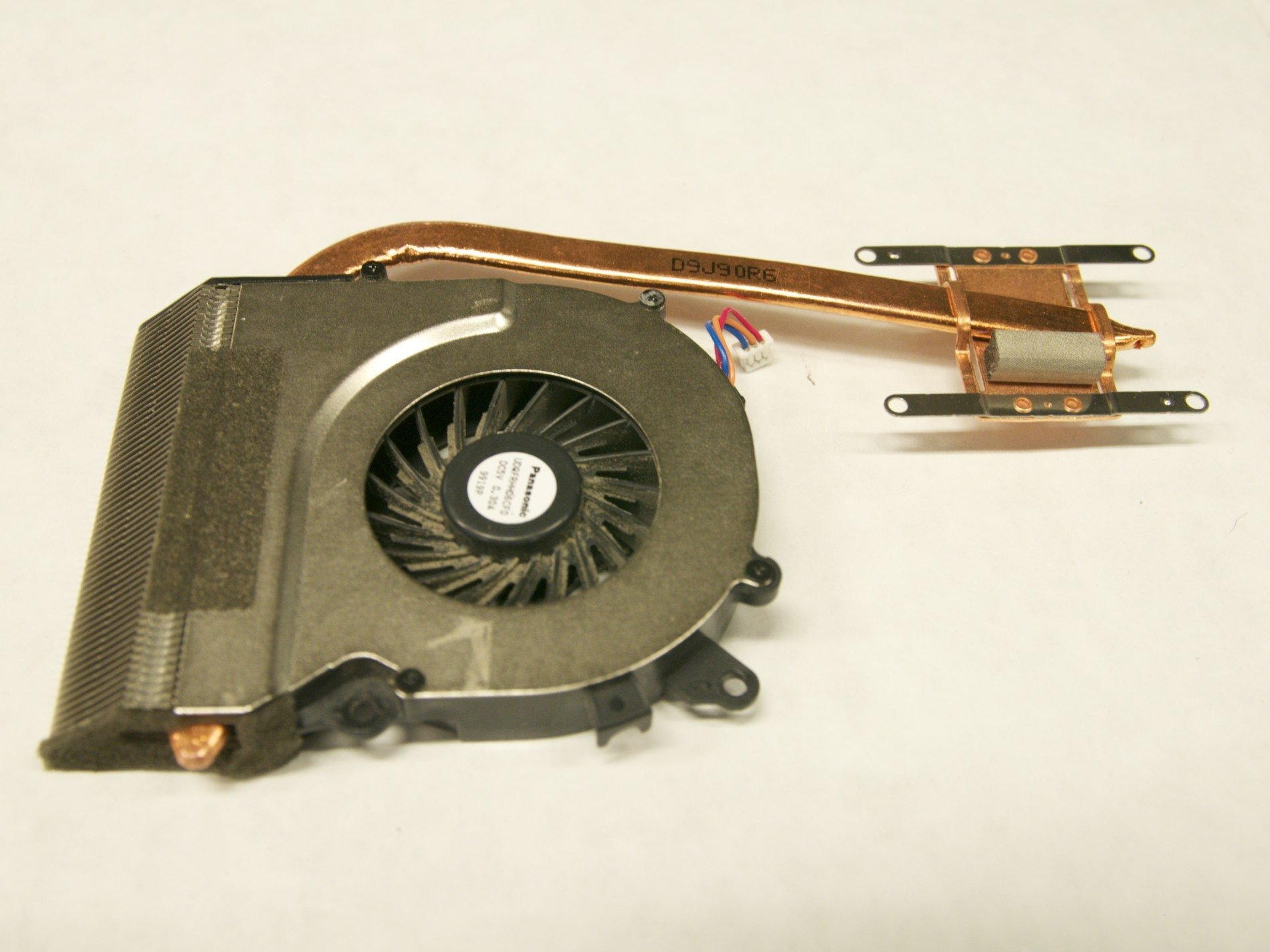 Sony Vaio Pcg-7184l  Vgn-nw240f  Fan Replacement