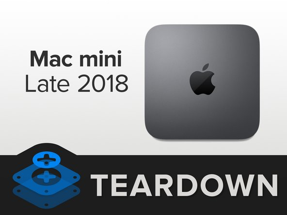This Mac might be mini, but it's packing some big specs. Let's unpack some here: