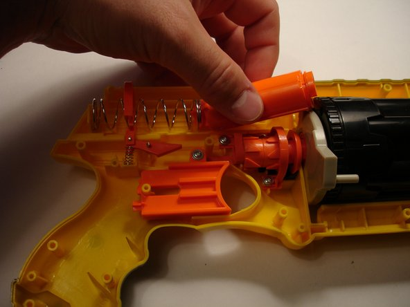 Nerf N-Strike Maverick Catch Spring Replacement