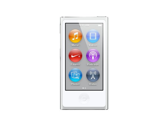 ipod nano 7th generation repair ifixit. Black Bedroom Furniture Sets. Home Design Ideas