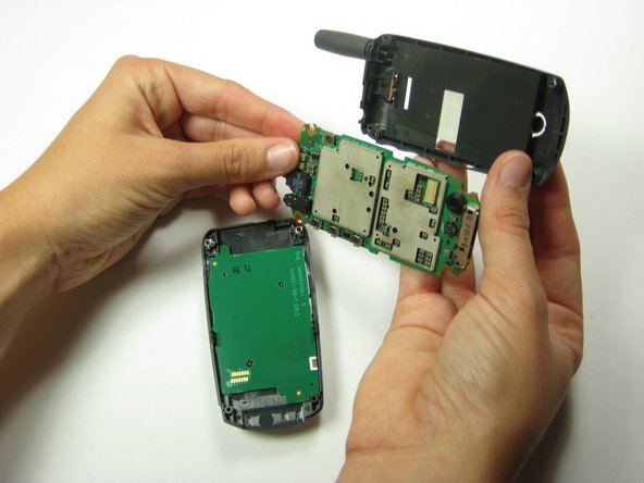 Replacing Motorola V60i Logic Board