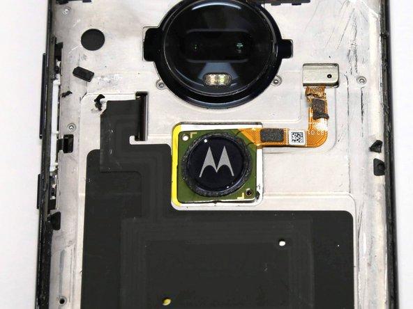 Motorola Moto G7 Plus Fingerprint Sensor Replacement