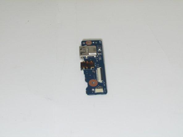 Toshiba Satellite L15W-B1208X Sound Board Replacement