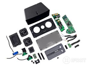 Sonos Play:3 Teardown