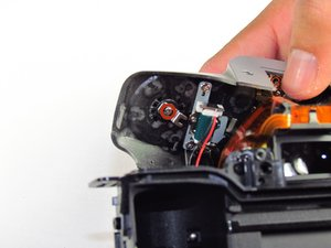 Canon EOS 300 Command Dial Replacement