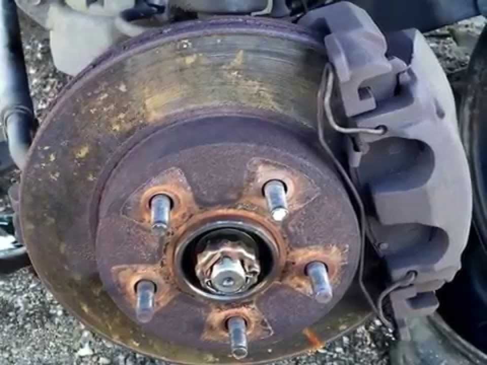 Jeep grand cherokee brake pads