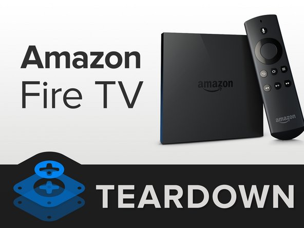 Forget about using kindling—Amazon is pouring gas on the media box fire. Get ready to set your TV ablaze with these smokin' tech specs: