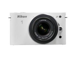Nikon 1 J1 Repair