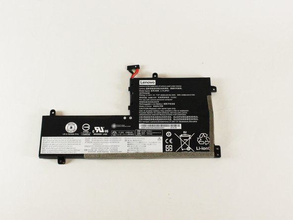 Lenovo Legion Y530-15ICH Battery Replacement