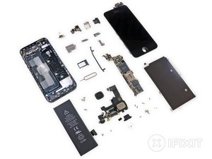 iPhone 5 Teardown
