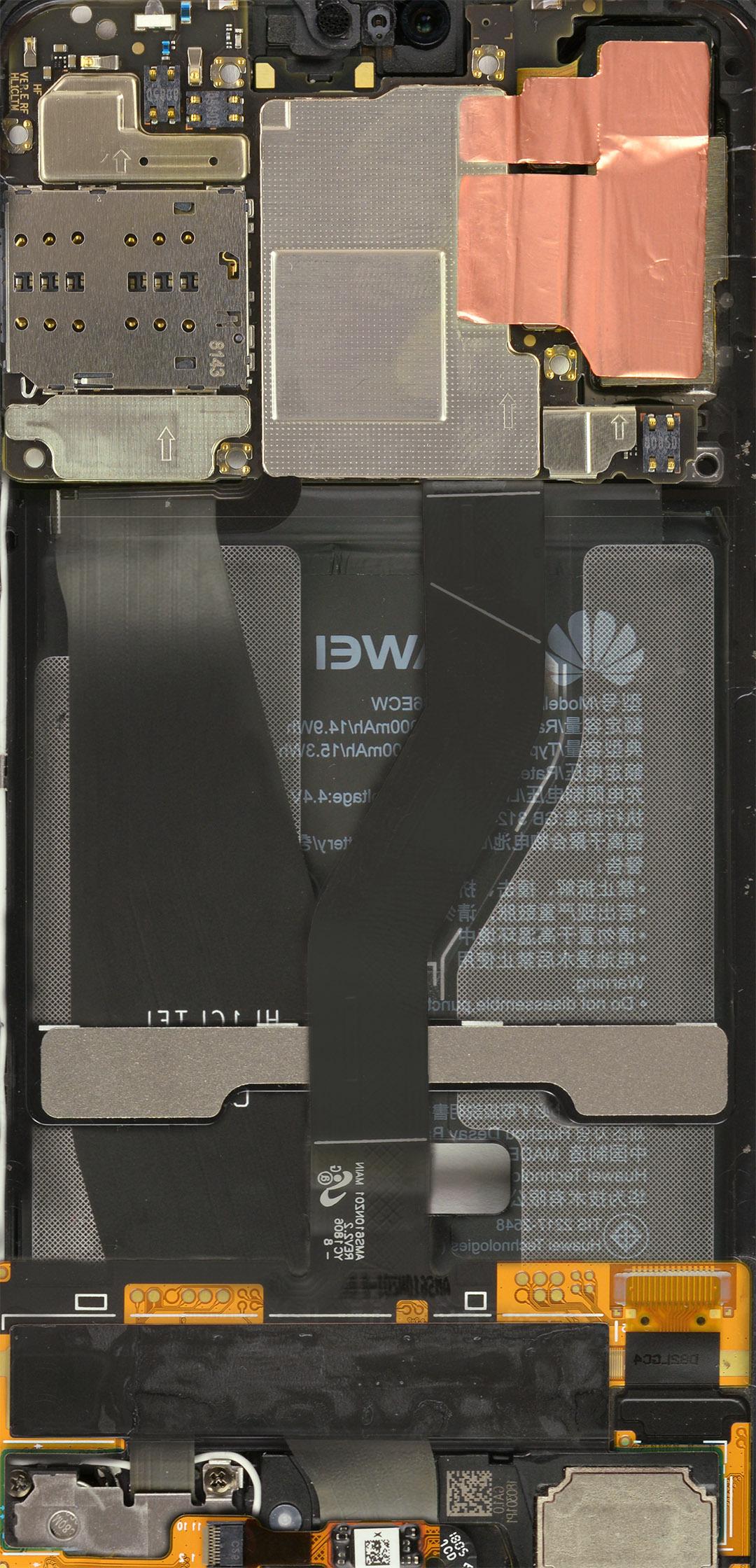 Huawei P20 Pro Teardown - iFixit