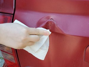 How to Fix Paint Chips or Large Scratches on a Car