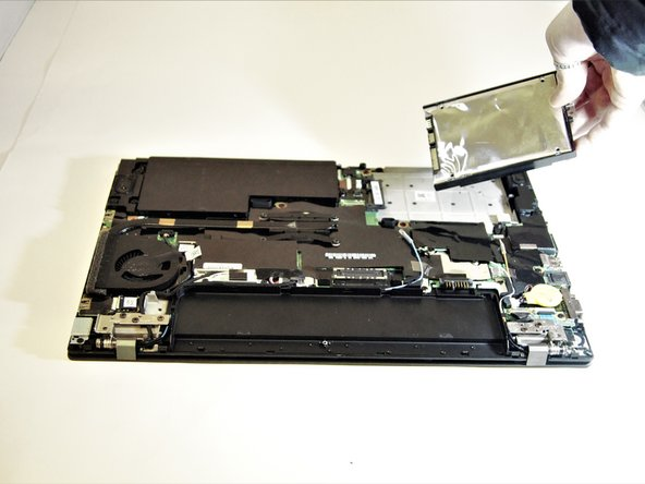 Lenovo Thinkpad T450s Hard Drive Replacement