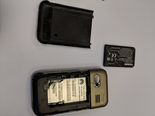 Huawei M750 Battery Replacement