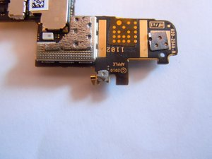 iphone 4s no sound no sound during calls chipped logic board iphone 4 ifixit 14439