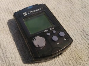 Dreamcast VMU Teardown