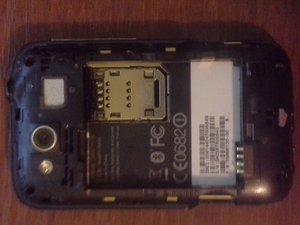 HTC Wildfire S Teardown