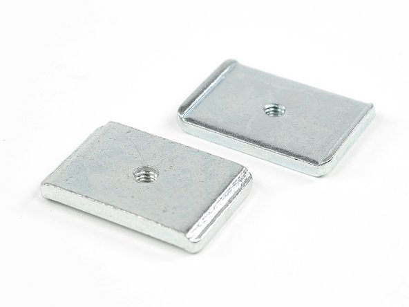 VAUDE Thread base plate for QMR hook Main Image
