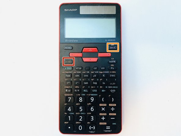 How to Fix a Stuck Button in Sharp Calculator