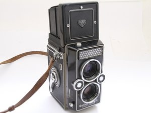 Rollei Magic TLR