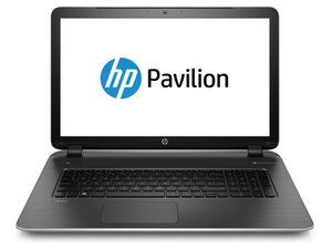 HP Pavilion Notebook 17 Repair