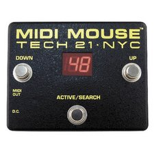 Tech21 NYC MIDI Mouse
